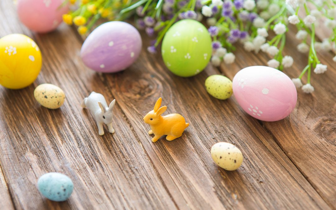 12 Last Minute Easter Toys for Your Toddler